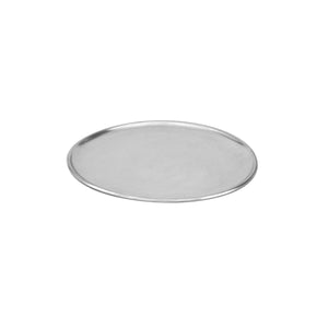 "66312-TR Pizza Plate Aluminium | Regular Coupe 300mm/12"" Chemworks Hospitality"