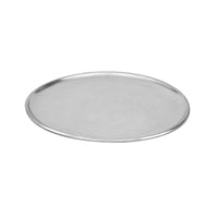 "66316-TR Pizza Plate Aluminium | Regular Coupe 400mm/16"" Chemworks Hospitality"