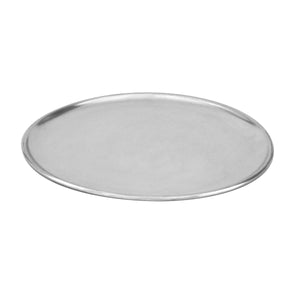 "66318-TR Pizza Plate Aluminium | Regular Coupe 450mm/18"" Chemworks Hospitality"