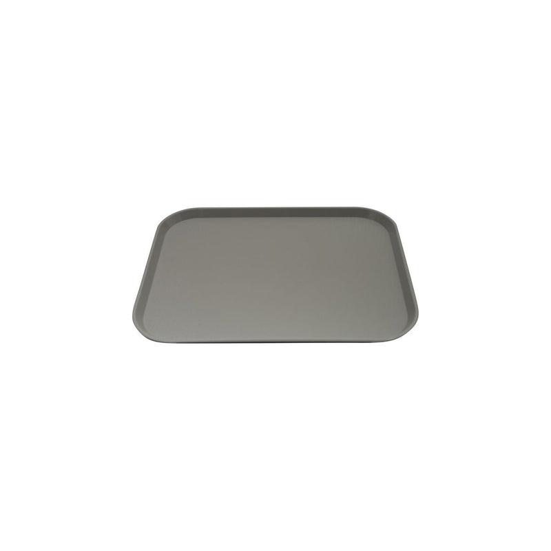 69016-GY-TR Fast Food Tray Polypropylene Grey 300x400mm
