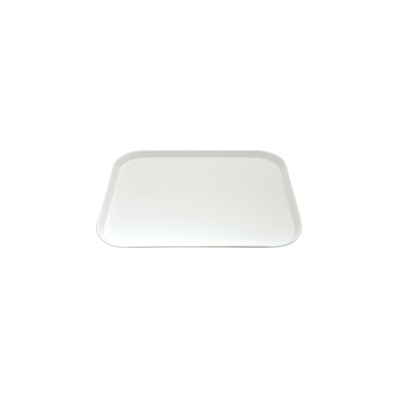 69016-W-TR Fast Food Tray Polypropylene White 300x400mm