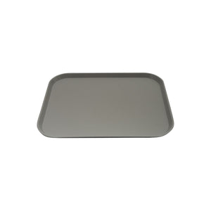 69018-GY-TR Fast Food Tray Polypropylene Grey 350x450mm