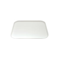 69018-W-TR Fast Food Tray Polypropylene White 350x450mm