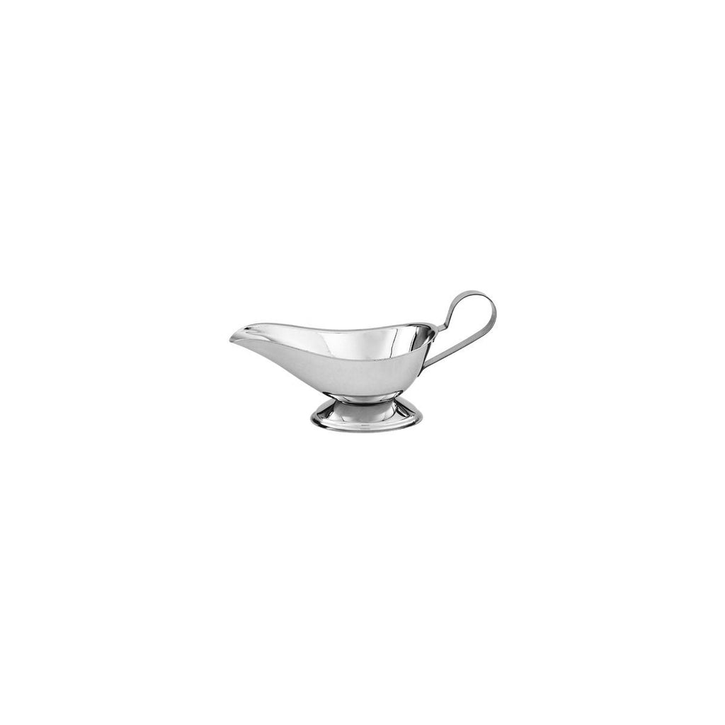70073-TR Gravy Boat - Stainless Steel 90ml