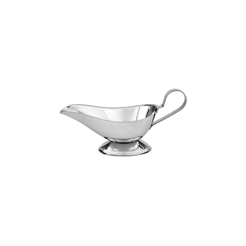 70078 3-TR Gravy Boat - Stainless Steel 285ml