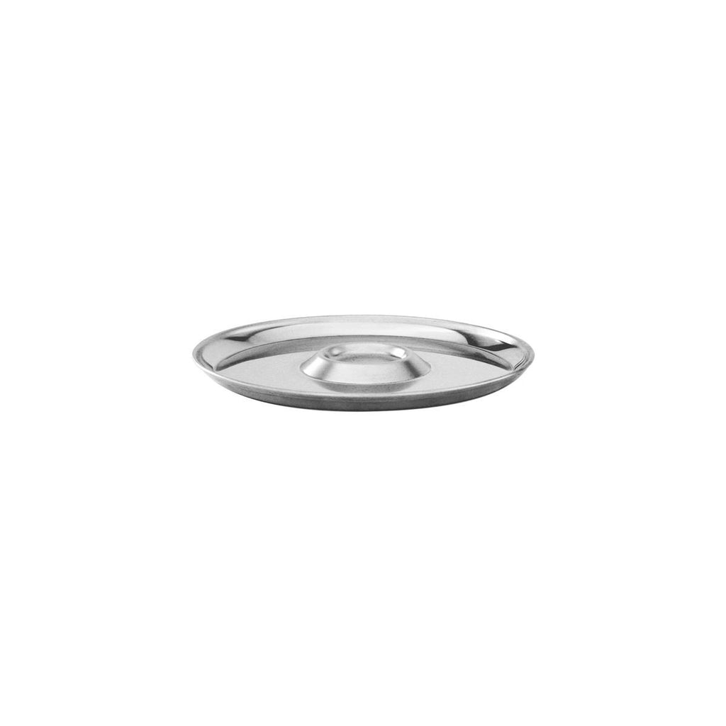 70570-TR Oyster Plate Stainless Steel 6 Serve 200mm Chemworks Hospitality Supplies Canberra