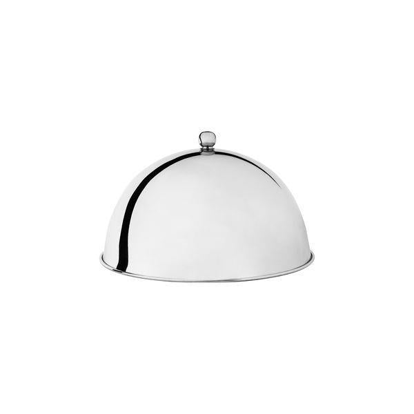 70750-TR Dome Cover / Cloche 18/8 Stainless Steel With Knob Chemworks Hospitality Chemworks