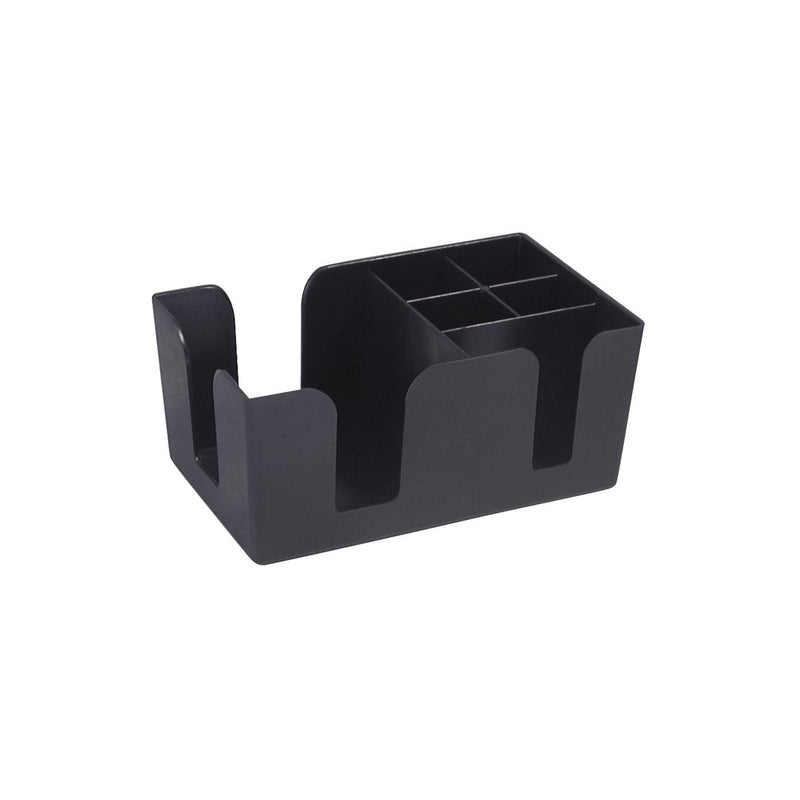 70869-TR Bar Organiser Plastic 6 Compartments