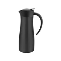 71212-T Chef Inox Sleek Vacuum Jug Stainless Steel | Black 1000ml