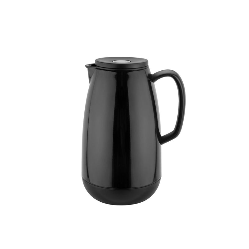 71221-T Chef Inox Event Vacuum Jug Stainless Steel | Black 1000ml