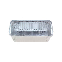 7223 Confoil Large Square Container 228 x 228 x 35mm / 1500ml Chemworks Hospitality Canberra