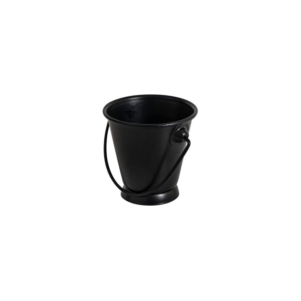 76501-BK-TR Moda Soho Mini Pail Black 175ml Chemworks Hospitality Supplies Canberra
