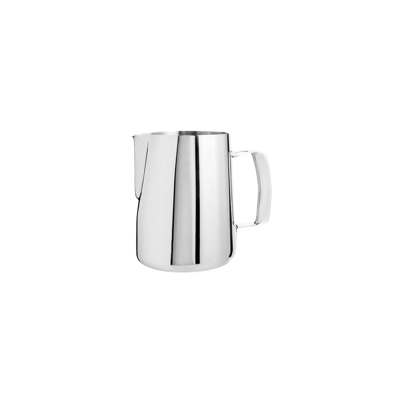 79371-TR Water / Milk Frothing Jug 18/10 Stainless Steel | Hollow Handle 600ml