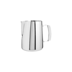 79372-TR Water / Milk Frothing Jug 18/10 Stainless Steel | Hollow Handle 1000ml