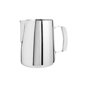 79373-TR Water / Milk Frothing Jug 18/10 Stainless Steel | Hollow Handle 1500ml