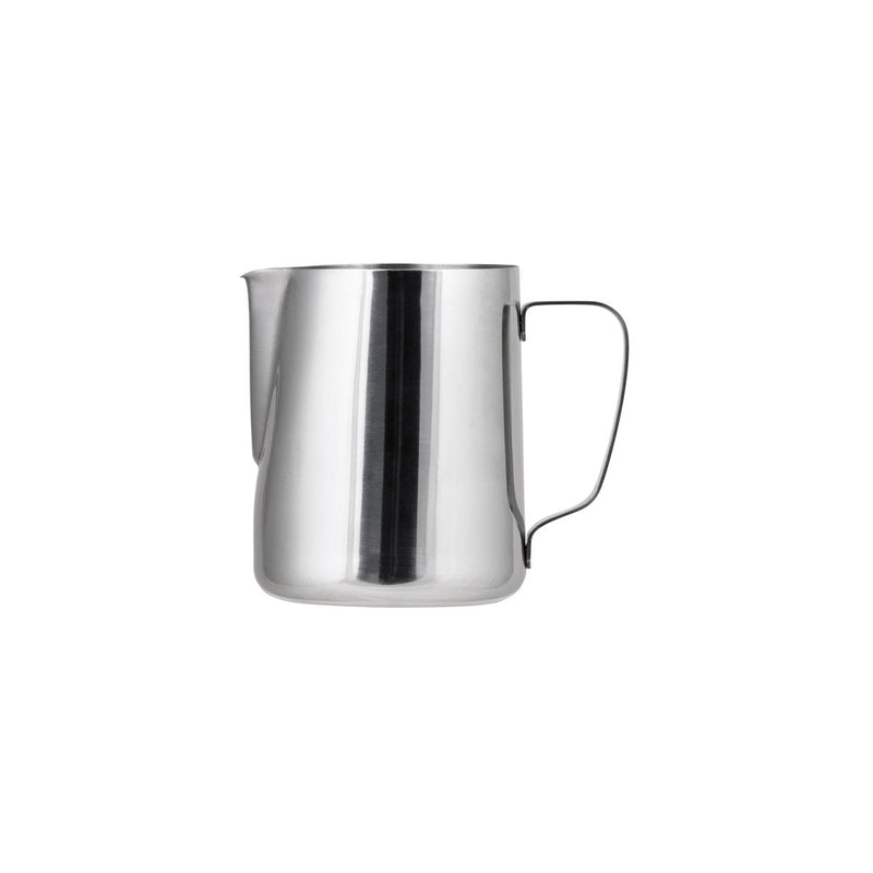 79380-TR Water / Milk Frothing Jug 18/10 Stainless Steel | Regular Handle 400ml
