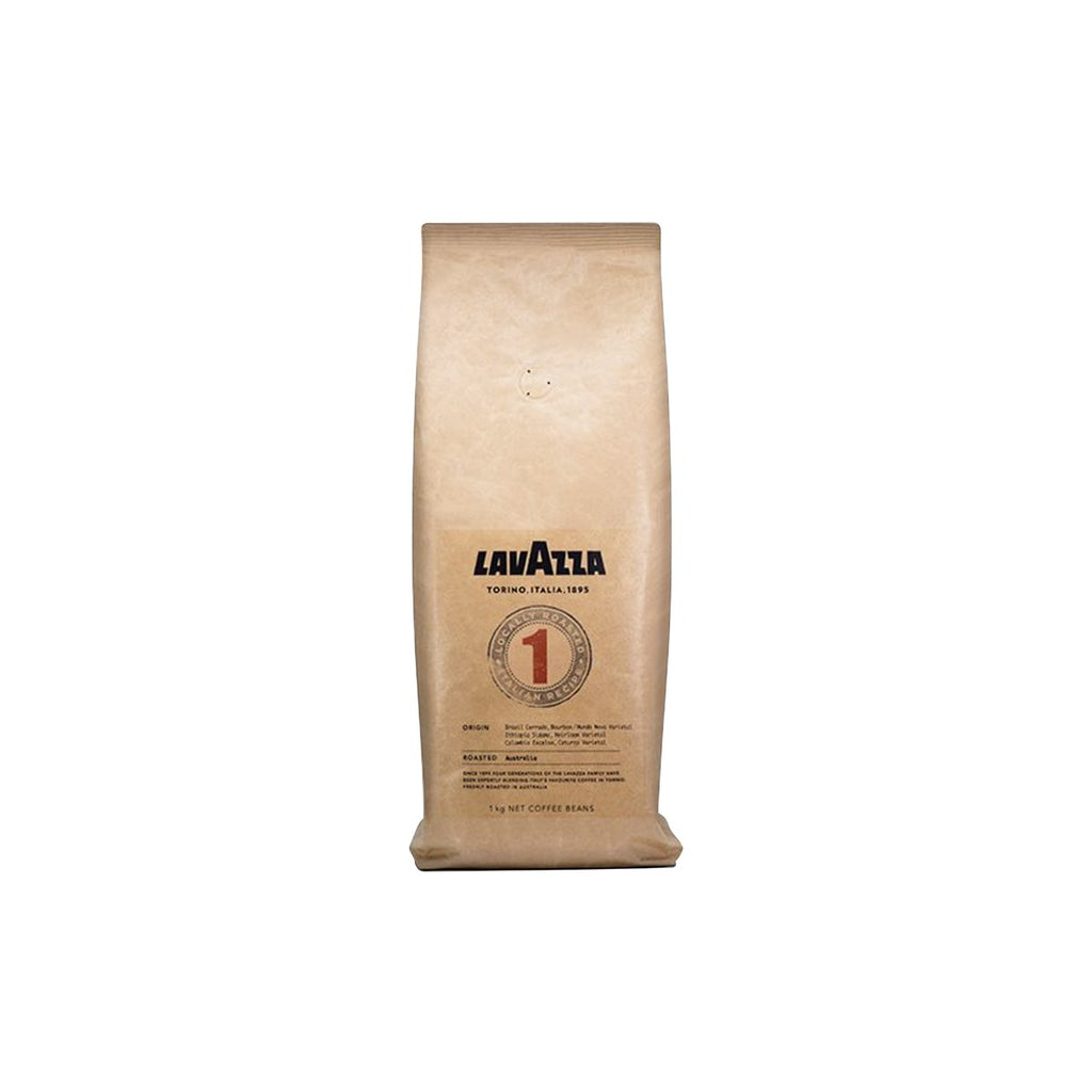 82314 Lavazza Local Blend Coffee Beans Blend No.1 1kg (fruit and chocolate)