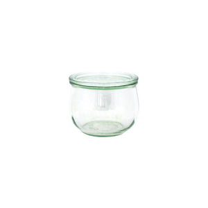 82378-T Weck Tulip Jar - Glass 580ml