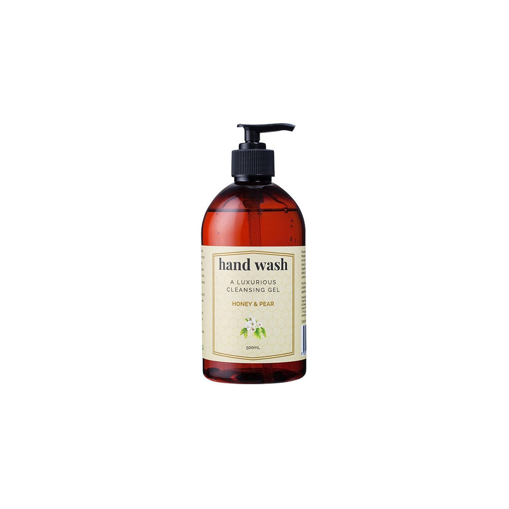 880 Honey & Pear Hand Wash Chemworks Hospitality Canberra