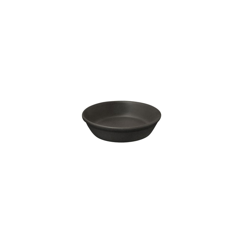 90925 Zuma Charcoal Tapered Tapas Dish 115mm / 170ml Chemworks Hospitality Canberra