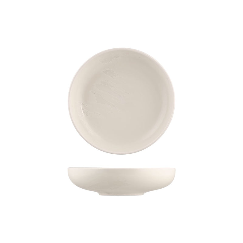 926557 Moda Porcelain Snow Round Share Bowl 192mm / 900ml Chemworks Hospitality Canberra