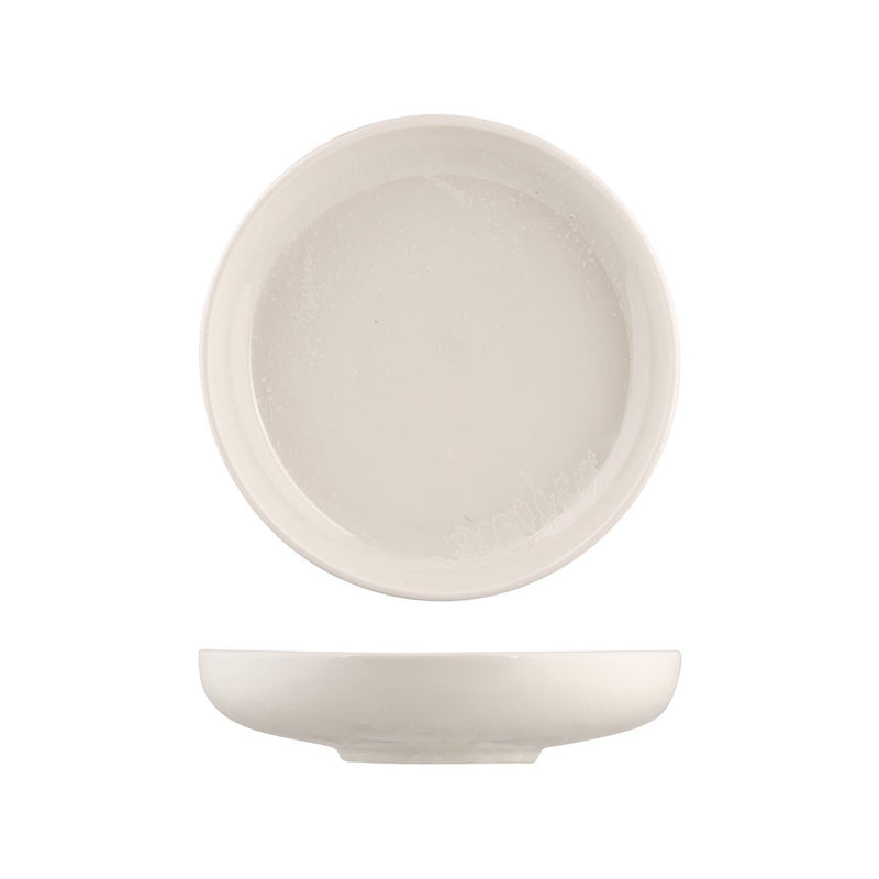 926559 Moda Porcelain Snow Round Share Bowl 245mm / 1630ml Chemworks Hospitality Canberra