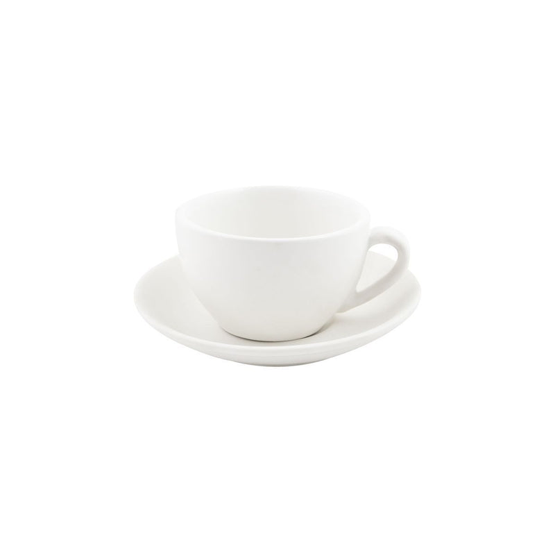 978351 Bevande Bianco Intorno Coffee / Tea Cup 200ml Chemworks Hospitality Canberra