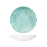 9974625-AQ Studio Prints Stone Aquamarine Round Coupe Bowl 248mm / 1136ml Chemworks Hospitality Canberra