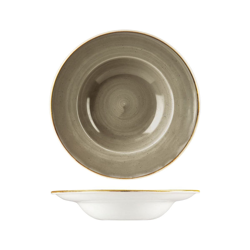 9975424-P Stonecast Peppercorn Grey Soup / Pasta Bowl 240mm / 284ml Chemworks Hospitality Canberra