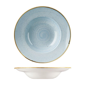 9975428-D Stonecast Duck Egg Soup / Pasta Bowl 280mm / 468ml Chemworks Hospitality Canberra