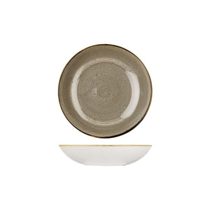 9975618-P Stonecast Peppercorn Grey Round Coupe Bowl 182mm / 426ml Chemworks Hospitality Canberra