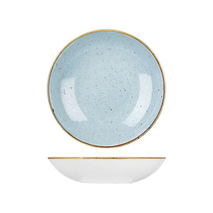 9975625-D Stonecast Duck Egg Round Coupe Bowl 248mm / 1136ml Chemworks Hospitality Canberra