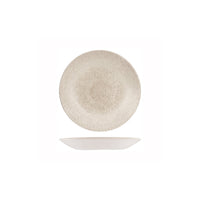 9976822-AG Studio Prints Raku Agate Grey Round Deep Coupe Plate 225mm Chemworks Hospitality Canberra