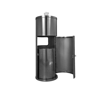 AFS3000 AFS Stainless Steel Dispenser Stand with Waste Bin Chemworks Hospitality Canberra