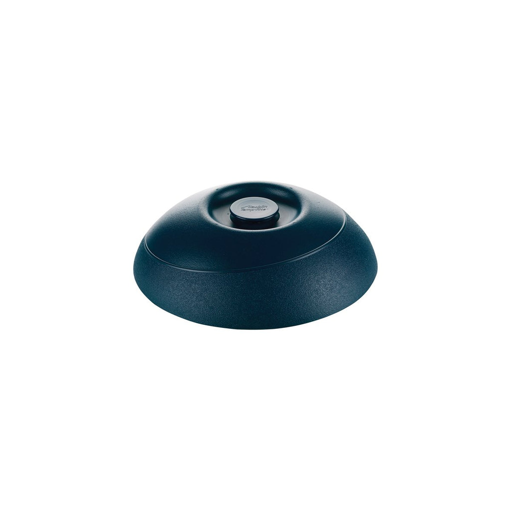 ALD130-MOF Insulated Dome Plate Cover Evening Blue 230mm Chemworks Hospitality Canberra