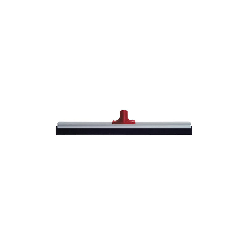 B-13118R Aluminium Back Squeegee - Red Chemworks Hospitality Canberra