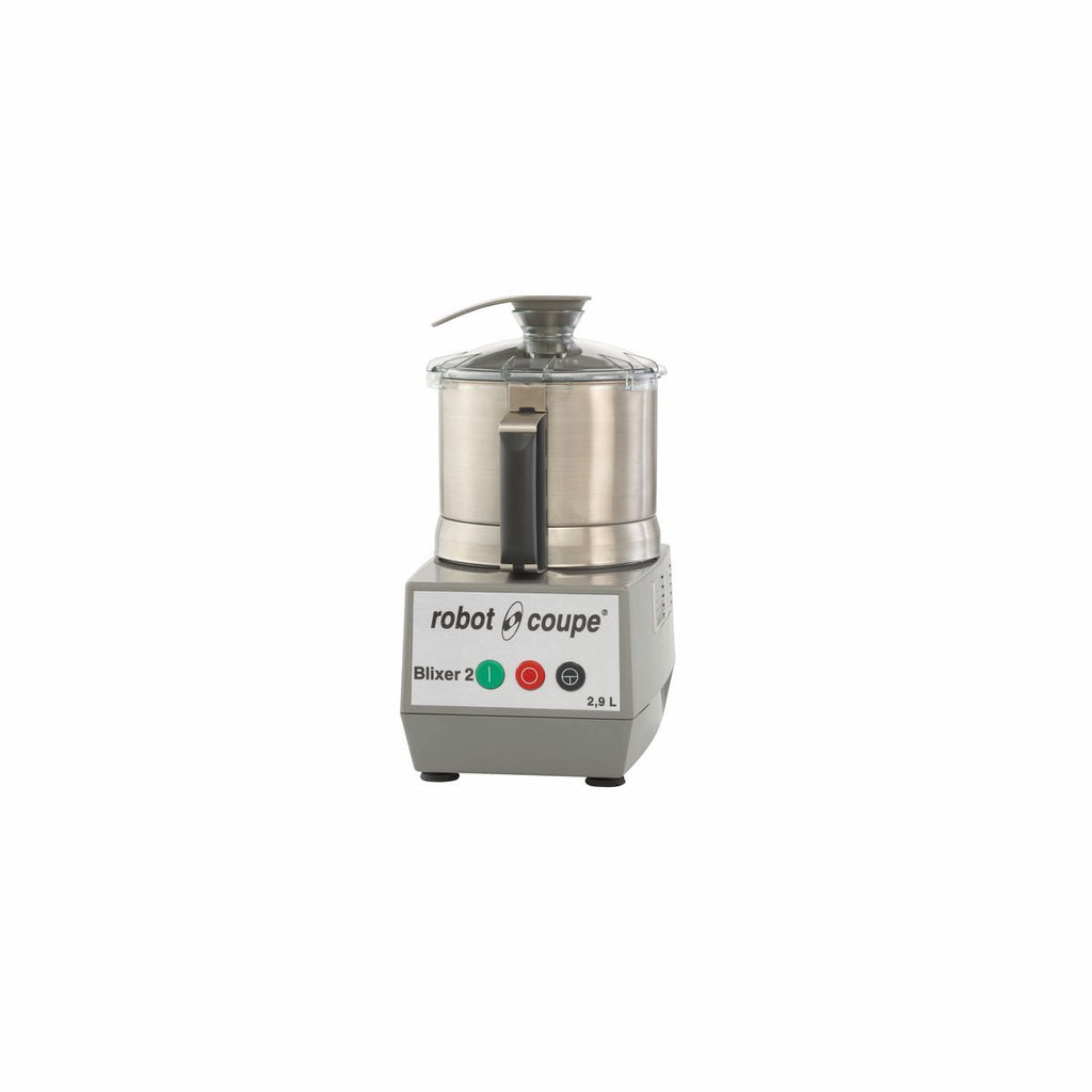 RC-Blixer2 Robot Coupe Food Processor 2.9Ltr Capacity Chemworks Hospitality