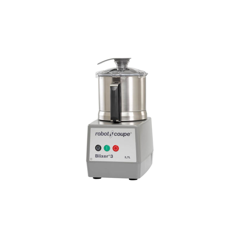 RC-Blixer3 Robot Coupe Food Processor 3.7Ltr Capacity Chemworks Hospitality