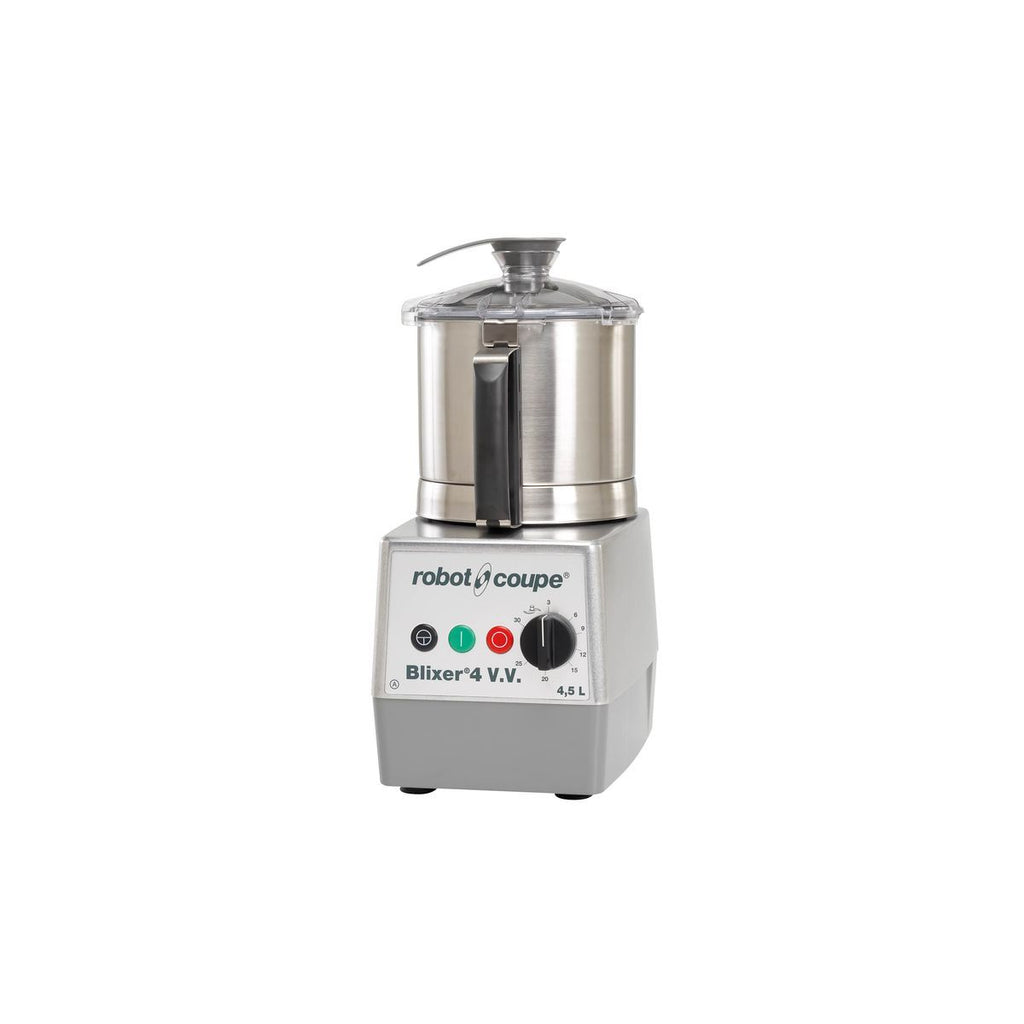 RC-Blixer4V.V. Robot Coupe Food Processor 4.5Ltr Capacity Chemworks Hospitality