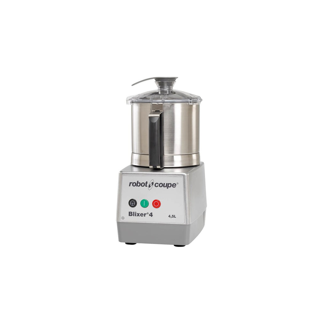 RC-Blixer 4 Robot Coupe Food Processor 4.5Ltr Capacity Chemworks Hospitality