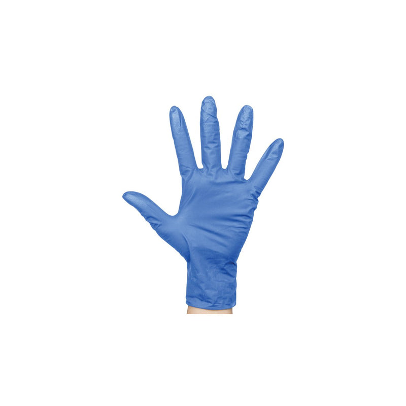 BNG6832 Nitrile Blue Gloves Powder-Free - Small Chemworks Hospitality