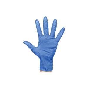 BNG6834 Nitrile Blue Gloves Powder-Free - Large Chemworks Hospitality