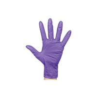 BNG6854 Nitrile Purple Gloves Powder-Free - Large Chemworks Hospitality