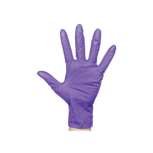 BNG6855 Nitrile Purple Gloves Powder-Free - X-Large Chemworks Hospitality