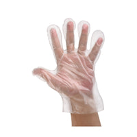 BNG8883 Polyethylene Clear Gloves Powder-Free - Medium Chemworks Hospitality