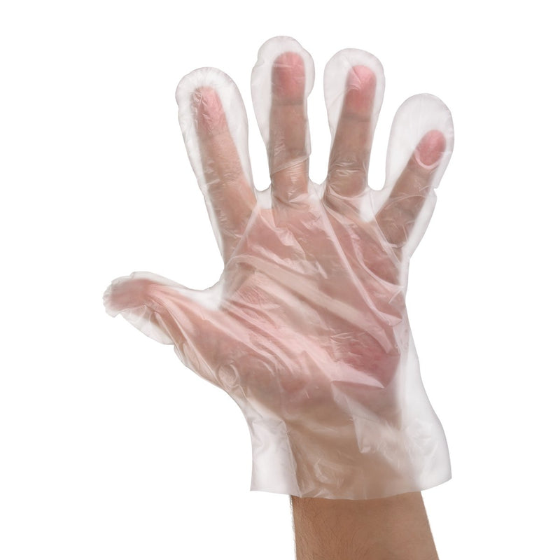 BNG8885 Polyethylene Clear Gloves Powder-Free - X-Large Chemworks Hospitality