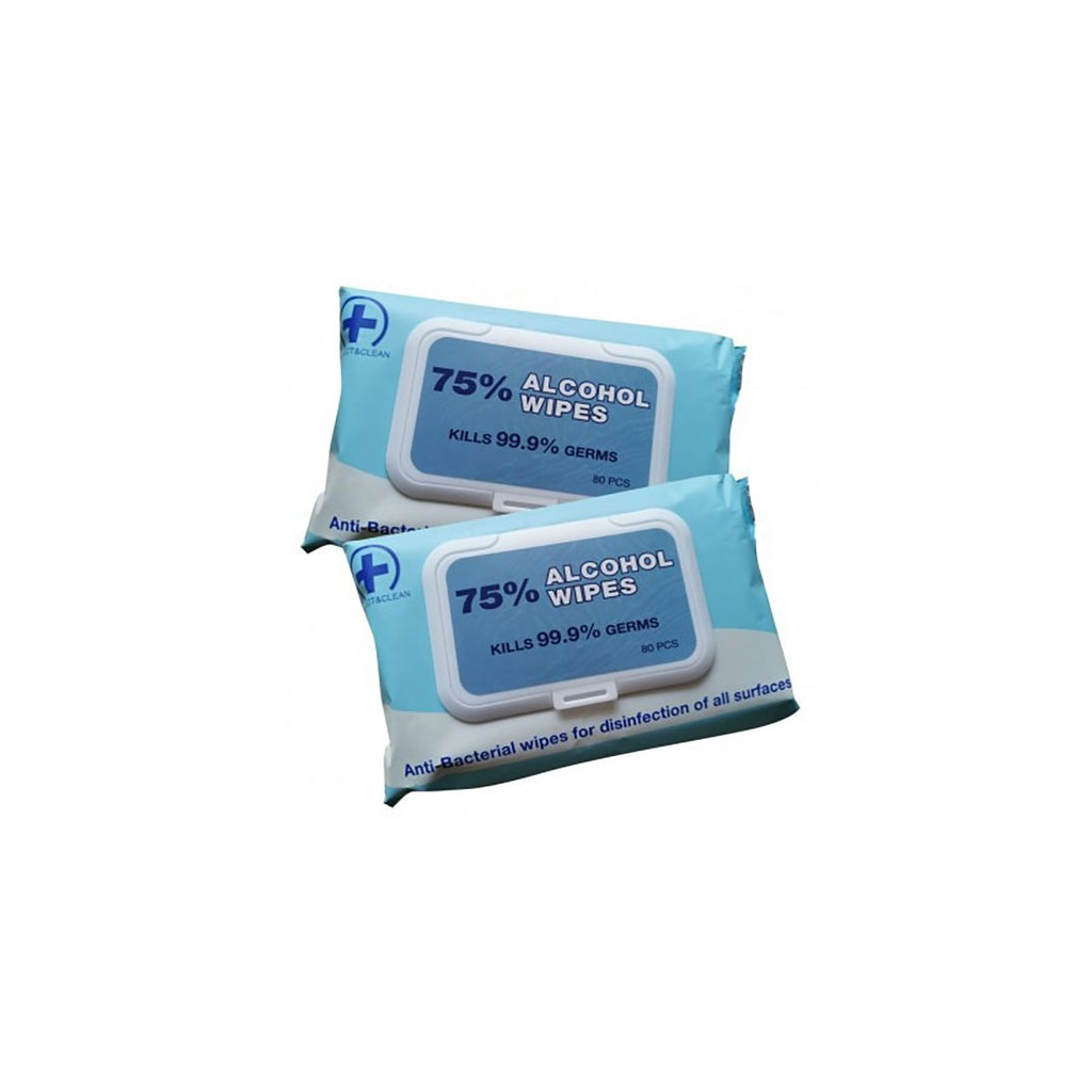 BSW1311 Multi Purpose 75% Alcohol Wipes Chemworks Hospitality Canberra