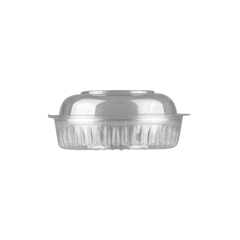 CB20DL Capri 20oz Show Bowl With Dome Hinged Lid Clear Chemworks Hospitality Canberra
