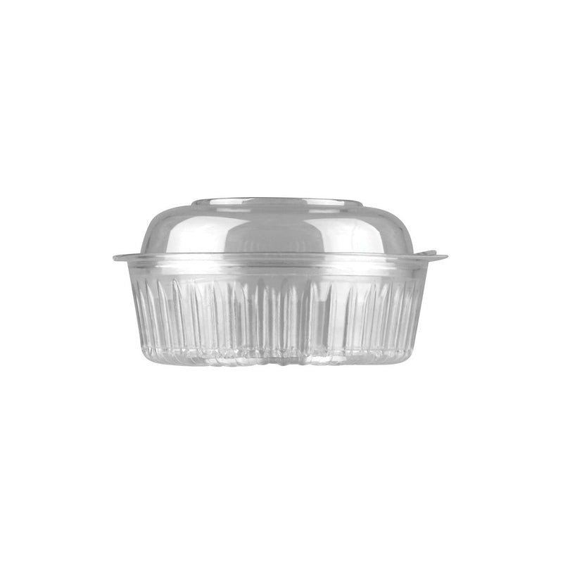 CB24DL Capri 24oz Show Bowl With Dome Hinged Lid Clear Chemworks Hospitality Canberra