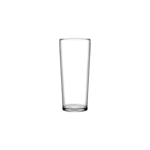 CC240128-TR Crown Glassware Senator Beer Fully Tempered, Nucleated & Certified 285ml Chemworks Hospitality Canberra